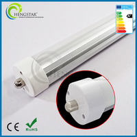 LED TUBE T8 bulb 8ft 2.4M single pin FA8 SMD2835 Tueb Led T8 Light