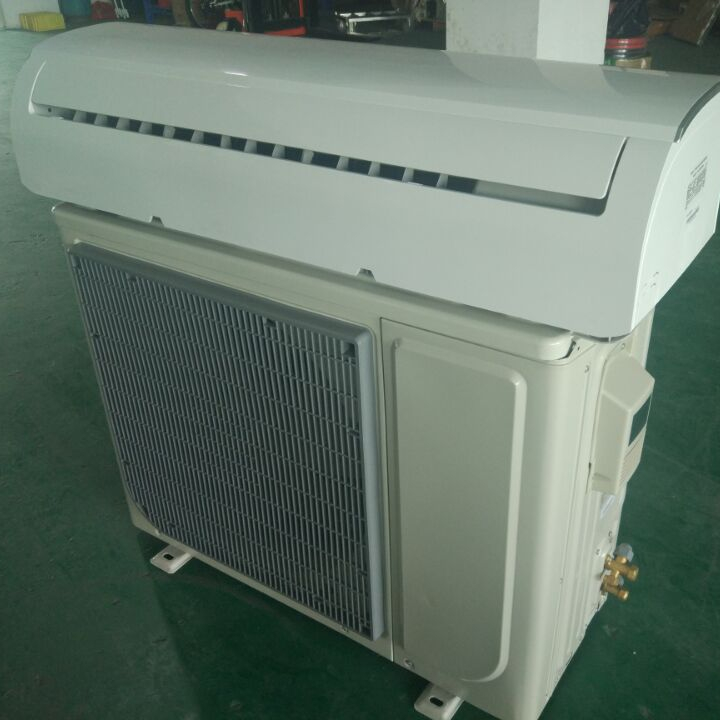 9000BTU high quality <strong>AC</strong>/DC hybrid dual power home split solar air conditioner