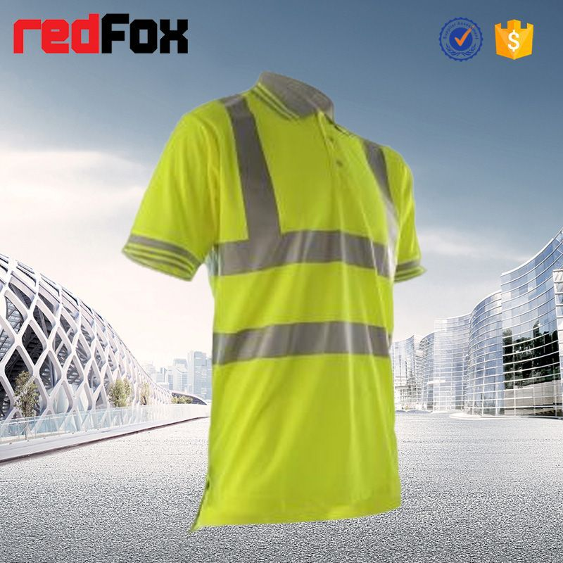 reflective safety t-shirt stocklot in bangladesh