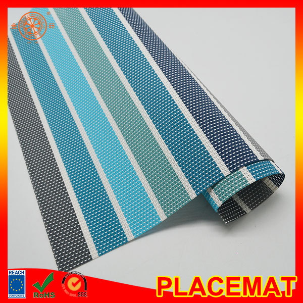 vinyl roll floor mat material stripe vinyl place mat vertical blind fabric material window shutter vinyl roll material fabric