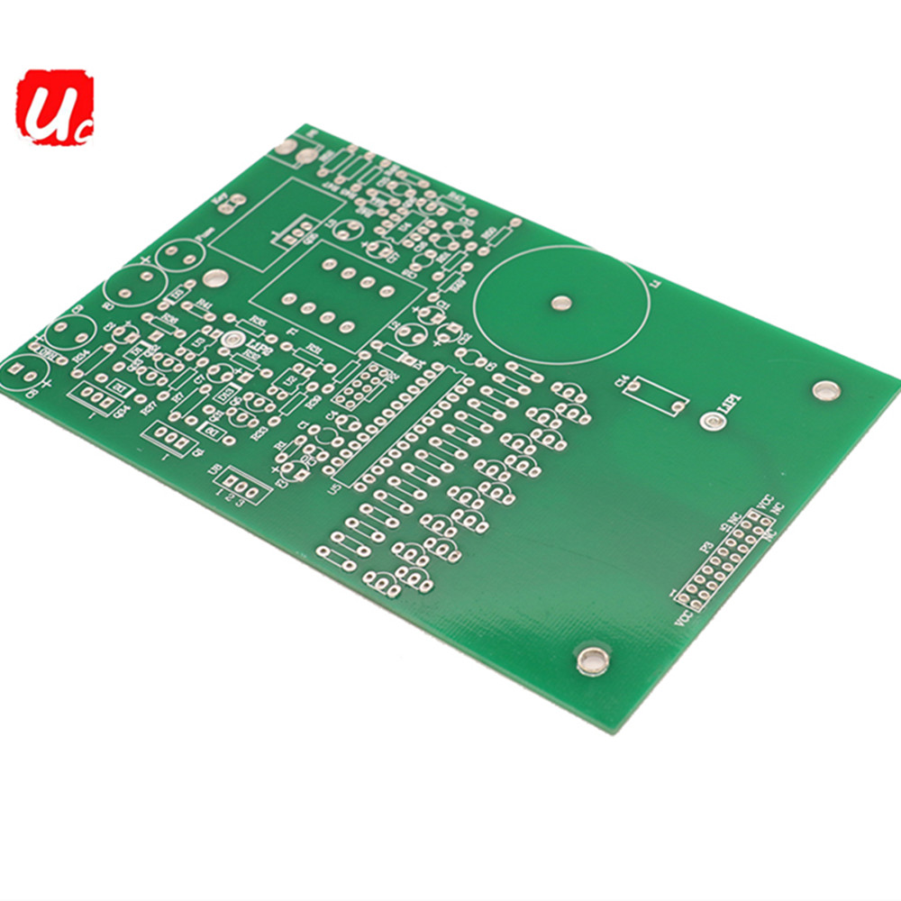 UC Fast Delivery FR4 Rigid Single/Double Sided Board FR4 94vO PCB Manufacturer From China