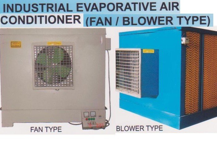 INDUSTRIAL AIR CONDITIONING FANS