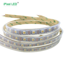 DC5V sk6812 led stripe rgbw,rgbww color changing led tape light digital strip rgb