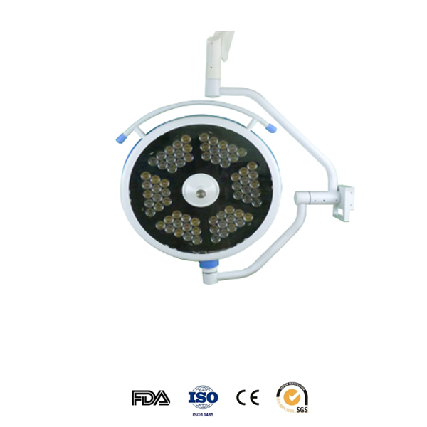 500 LED Adjust Color Temperature Operation lamp Surgical Light with pendant