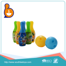 hot sale China kids toys sport set indoor game set mini bowling for children