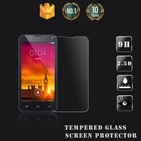 9h explosion proof anti radiation hd clear tempered glass screen protector for Kazam Thunder 345