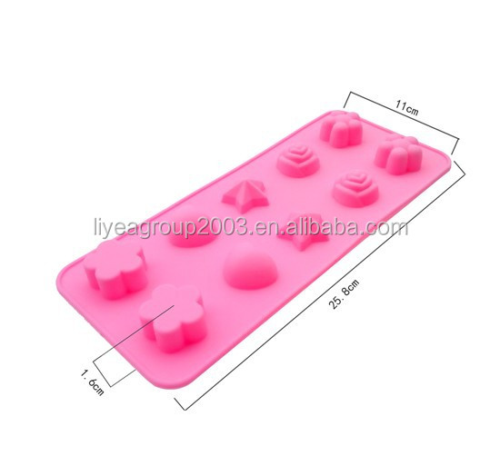 Silicone Mould For Baking Rubber Baking Pans Silicone Cake Tins Chocolate Silicone Moulds