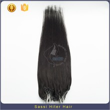 Professional Factory Supply Micro Rings Loop Kinky Hair Extensions