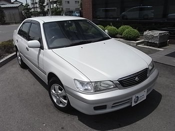 Toyota Corona Premio Limited (year 2001) used automobile