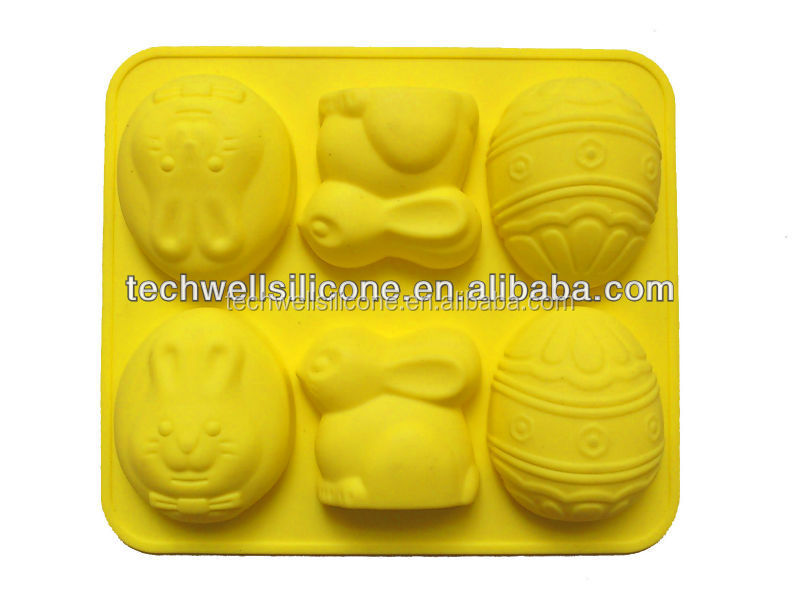 Halloween silicone chocolate mould