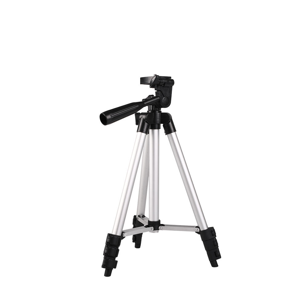 Kaliou 3 in 1 3110 Tripod stand With 3-Way Head Light weight Digital Camera Tripod