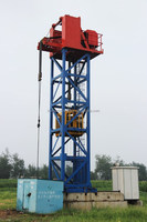Smart tower type pumping unit
