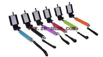 self-timer bracket for mobile phone