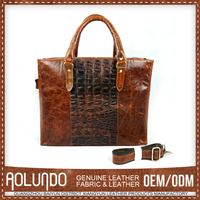 Good Price Newest Design Custom-Made Lady Leather Handbags Thailand