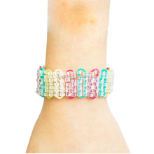 Cheap Pirce Rainbow Rubber Bands For Bracelet
