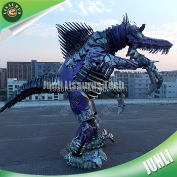 Lisaurus-CH1070 Movie roles mascot armors dinosaur cosplay suits