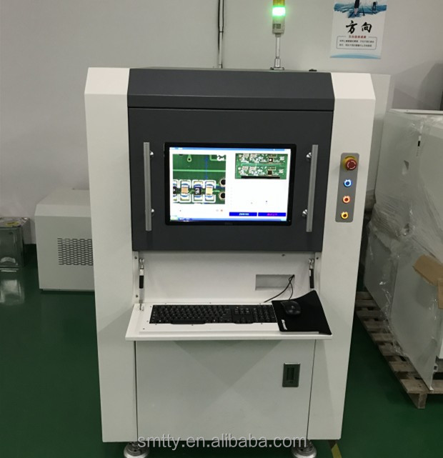 On-Line AOI machine