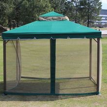 2017 Factory direct wholesale high quality material aluminum outdoor bar gazebo