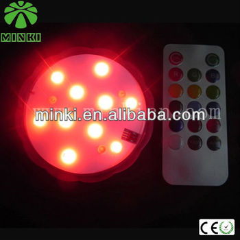 MINKI RGB color change led remote control christmas lights