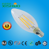 Programmable led bulb intdoor lighting project led bulb e40 base led lamp with CE ROHS listed