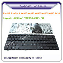 keyboard keys for HP ProBook 4430S 4431S 4435S 4436S 4330S 4331S