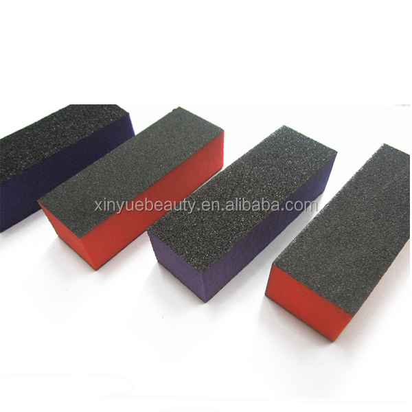 Cheap price mini sanding block sponge nail buffer for nail polish