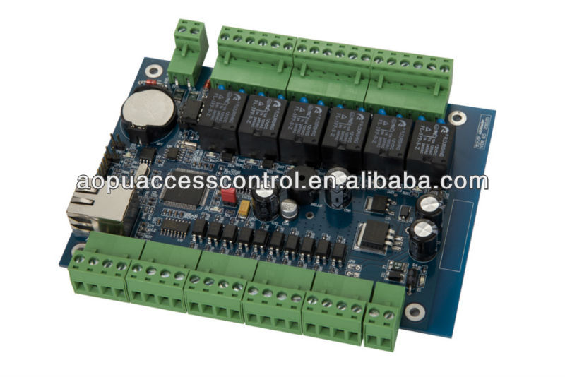 E04.NET-D WEB RS485 reader access controller