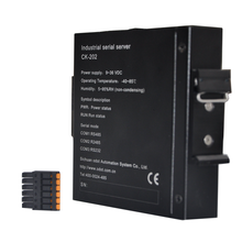 2 Ethernet Port 3 Serial Roads Serial Device Server RS232 Communication of Serial Devices