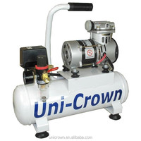 UN-50PT High volume low pressure air compressor 7kgf/cm2 50LPM 6L 400W 13kgs