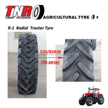 China Radial Agriculture Tractor Tire 380/85R24 (14.9R24)