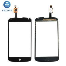 Wholesale Replacement Touch Screen For LG Nexus 4 E960, For LG Touch Panel Display Digitizer