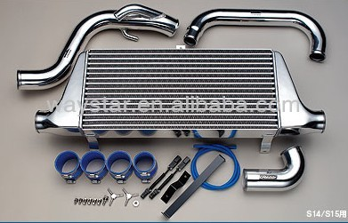 Intercooler kit for Toyota Chaser JZX100 front mount intercooler kit