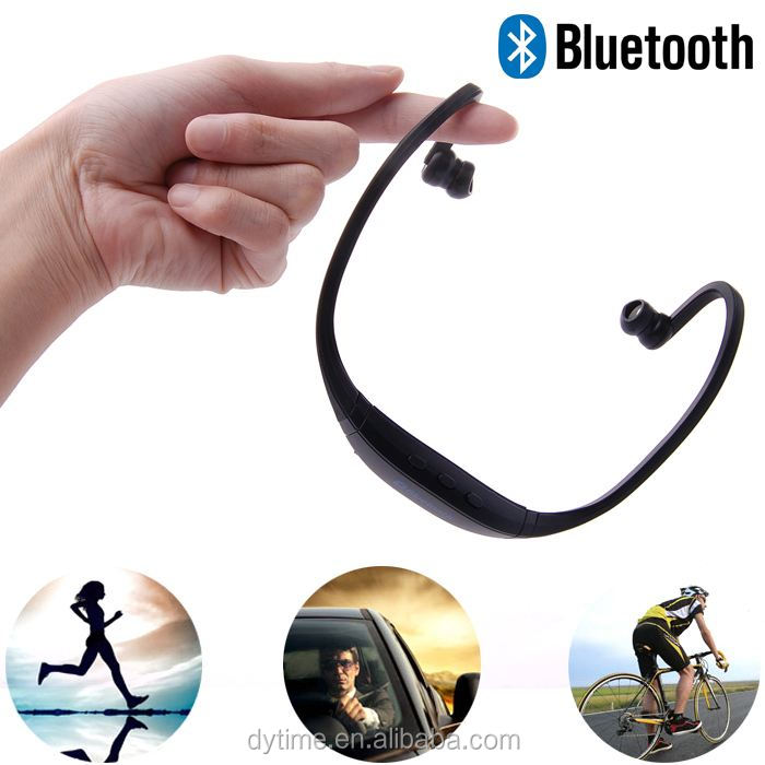 Wireless Bluetooth Headphones, OUTDOOR Noise Cancelling Wireless Earbuds HD Stereo Waterproof Earphones Bluetooth Headphone