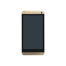 OEM spare parts mobile phone assembly lcd display touch screen for HTC M7
