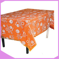 Factory Supply New Pattern Printed Oriental tablecloth