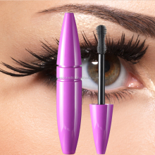 Wholesale 2017 best selling waterproof eye makeup private label 3d fiber lash mascara