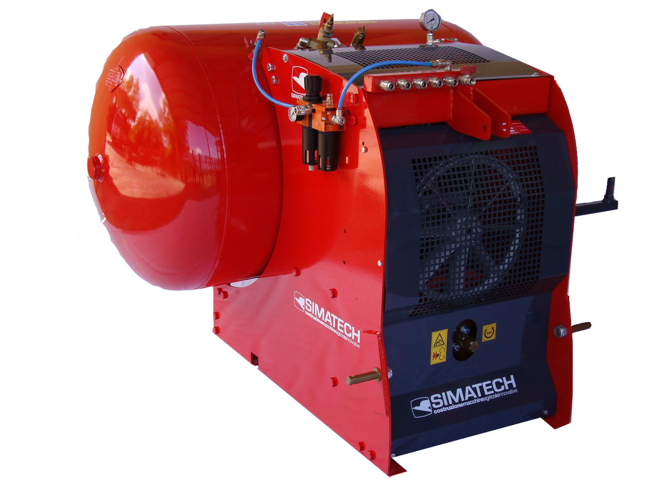 SIMATECH MASTER 650 COMPRESSOR 3 POINTS/TRAILER