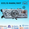 ECE E9 oem bus toyota coaster head light