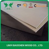 Cheapest price 4*8ft Raw MDF / Plain MDF board from China