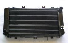 kawasaki z750 04-06 /z750s 05-07 motorcycle radiator for after sale market