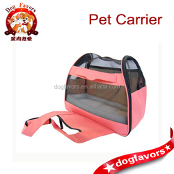 Yi Foo Hang Dog Pet Cat Signature Comfort Carrier Crate Bag Tote Airline Approved SM