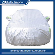 100% waterproof cover UV Protector Polyester fast inflatable car cover