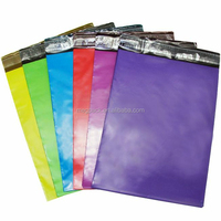 Plastic Clear Or Decorative Mailing Envelope