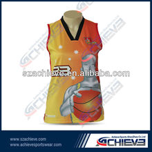dazzle fabrc wholesale youth basketball jersey