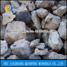 Calcined Bauxite for aluminum silicate refractory fiber