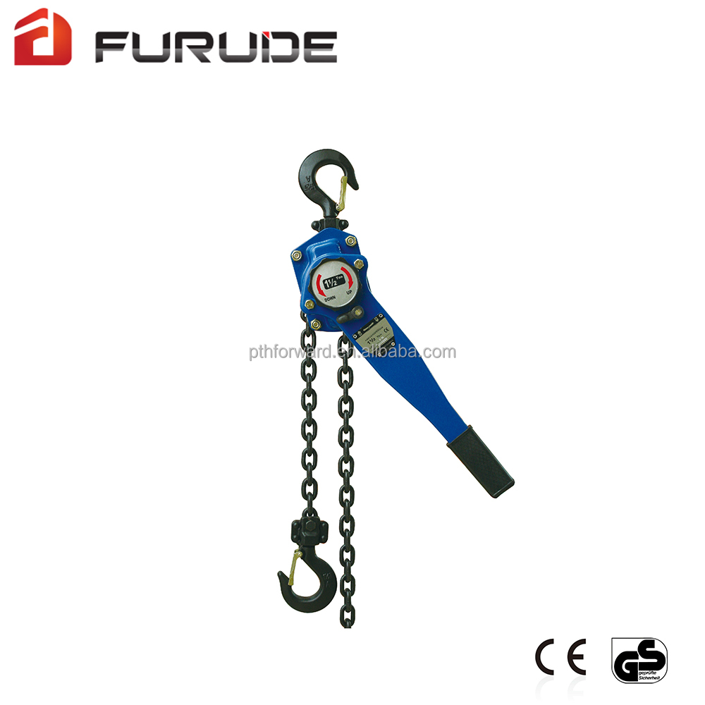 0.5ton truck mounted crane ratchet lever hoist