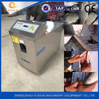 CE CERTIFICATED fish killing machine/fish processing factory