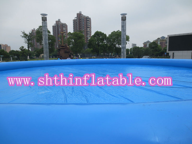 commercial giant inflatable Swimming Pool/ inflatable pool toys