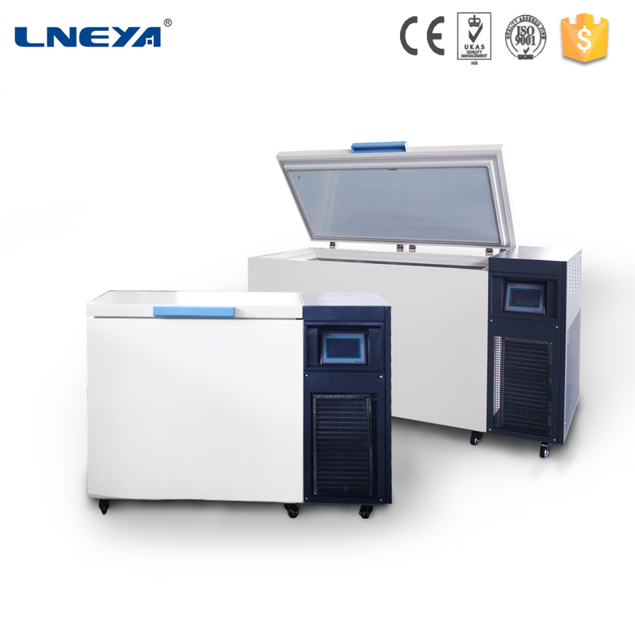 Hot sale -86 degree ultra Low temperature freezer for laboratory using