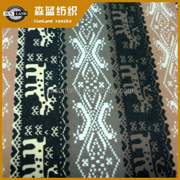 Beautifully printed fabric processing customization